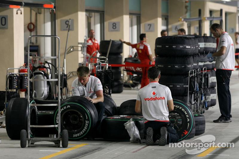 McLaren Mercedes