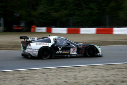 #3 SRT Corvette C6R: Bert Longin, James Ruffier