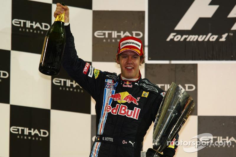 2009: Vettel el primer ganador