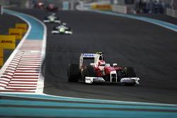 Kamui Kobayashi, Toyota F1 Team