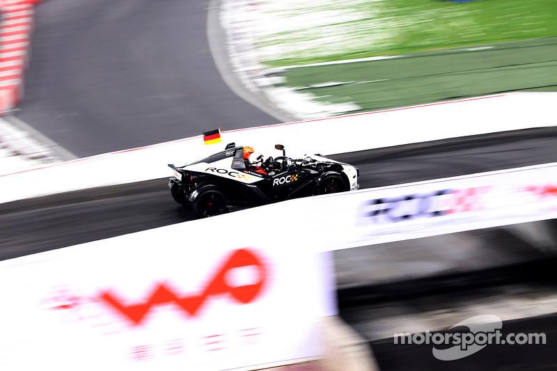 Group A, race 5: Michael Schumacher