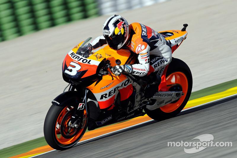 2009, MotoGP: 3º no campeonato, 234 pontos