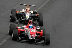 Daniel Mckenzie, Fortec Motorsport and Jules Bianchi, Art Grand Prix
