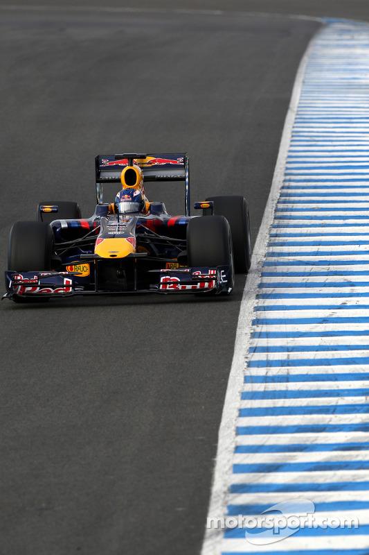 Даніель Ріккардо, Red Bull RB5 Renault