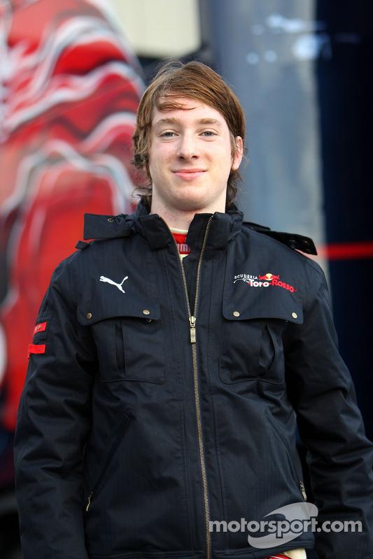 Mirko Bortolotti, Scuderia Toro Rosso