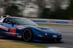 2003 Chevy Corvette ES: James Forbis