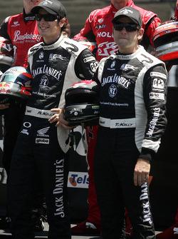 Jack Daniel's Racing: Rick Kelly and Todd Kelly