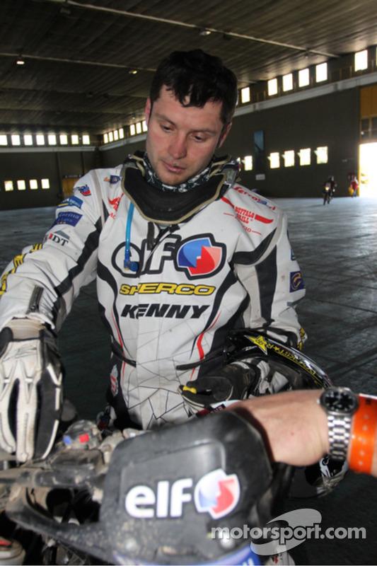 #20 Sherco: Michael Pisano