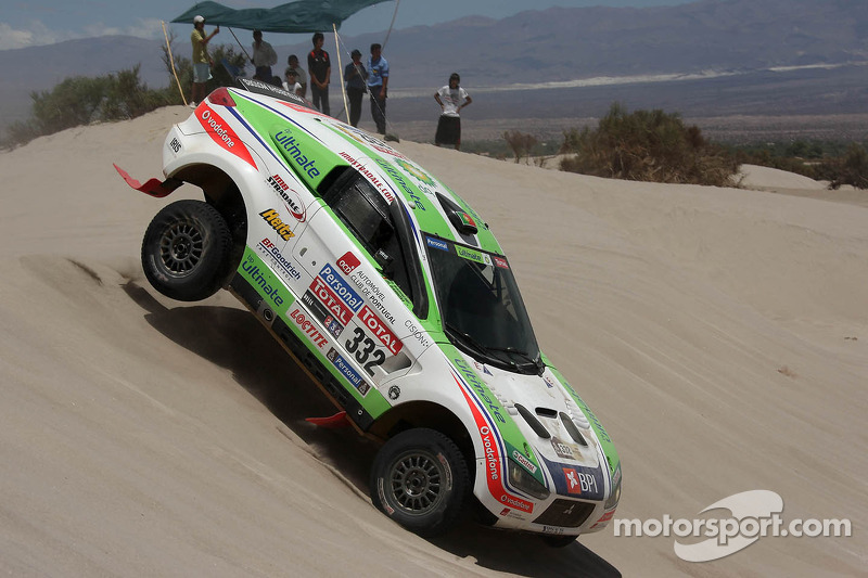#332 Mitsubishi: Miguel Barbosa & Miguel Ramalho