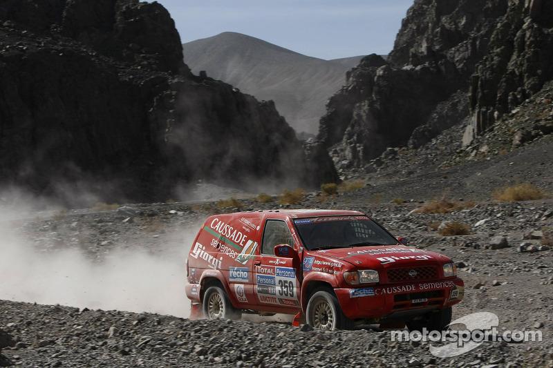 #359 Nissan: Frederic Chavigny y Jean Brucy