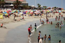 Strand in Antofagasta
