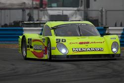 #90 Spirit of Daytona Racing Porsche Coyote: Antonio Garcia, Darren Manning, Paul Menard, Buddy Rice
