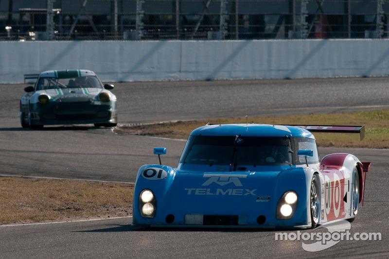 #01 Chip Ganassi Racing avec Felix Sabates BMW Riley: Marino Franchitti, Scott Pruett, Memo Rojas, Justin Wilson