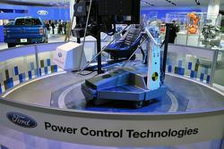 Simulateur de conduite Ford au NAIAS 2010