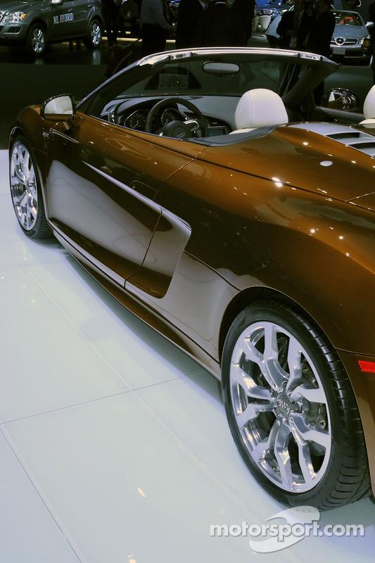 Audi R8 Convertible