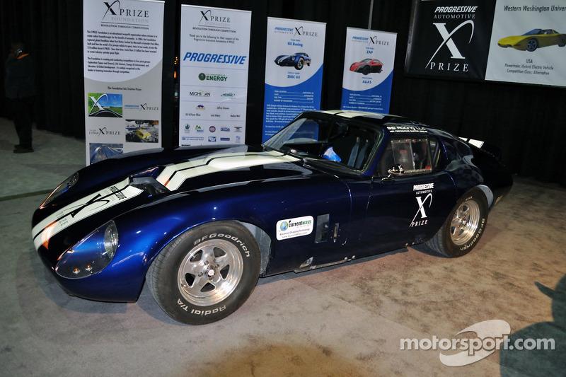 Participant du Automotive X Prize SSI Racing