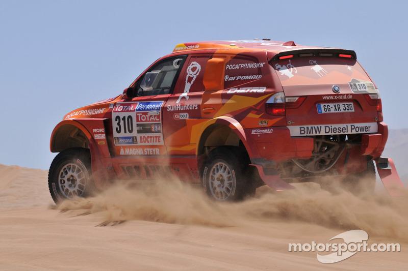 #310 BMW: Leonid Novitskiy y Andreas Schulz