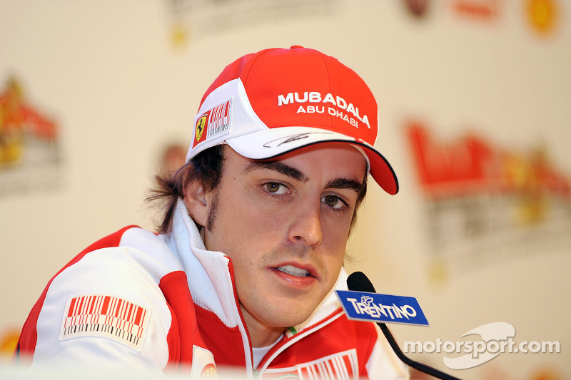 Q&A met fans: Fernando Alonso