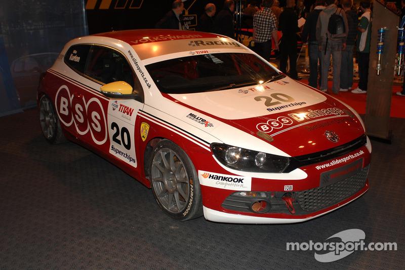 VW Racing Sirocco