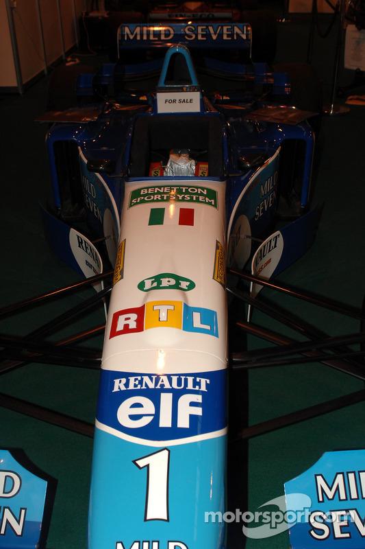 Benetton Renault F1