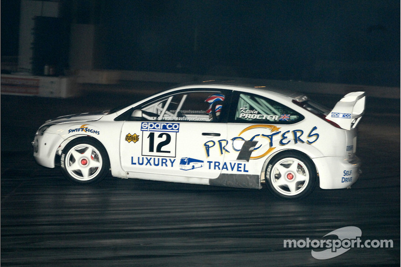 Ford Focus Rallye Cross de Kevin Proctor
