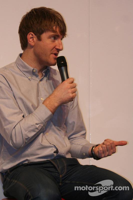 Guy Wilks, pilote WRC