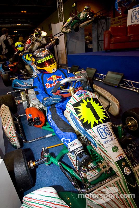 Présentation de karting