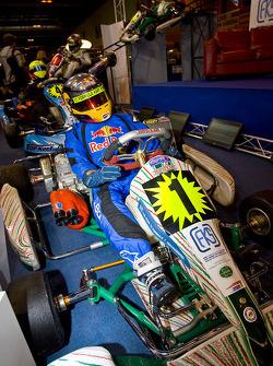 Karting display