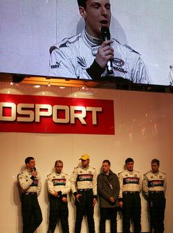 Mclaren Autosport Award finalists