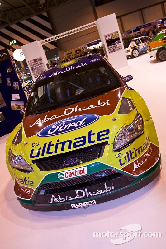 Présentation du WRC