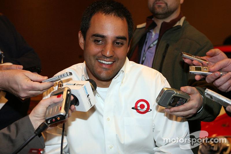 Juan Pablo Montoya, le pilote vétéran du Earnhardt Ganassi Racing
