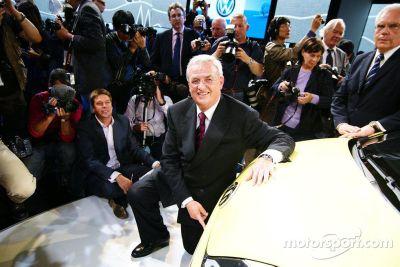 Le Frankfurt International Auto Show