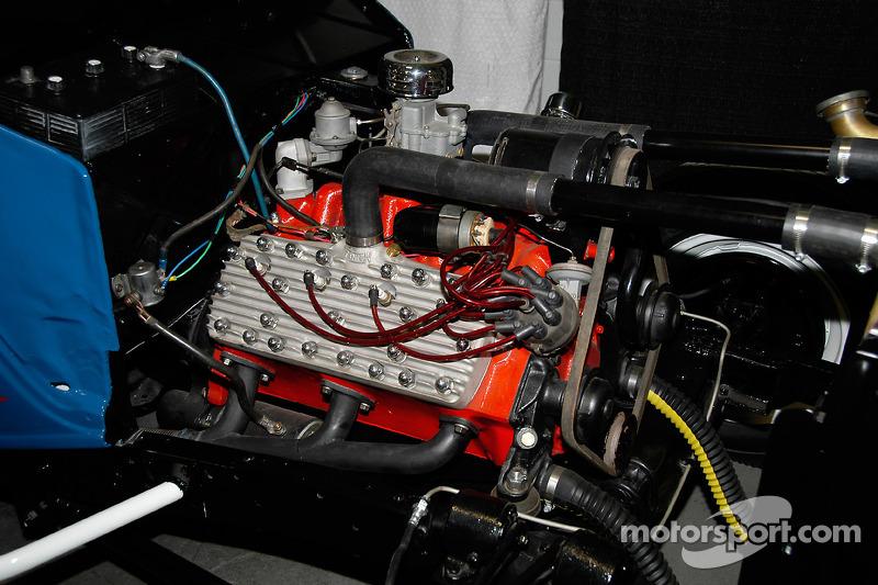Boby Abel construisit cette Ford moteur à plat pour Wolford