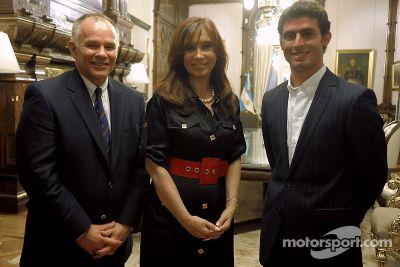 Jose Maria Lopez US F1 duyurusu