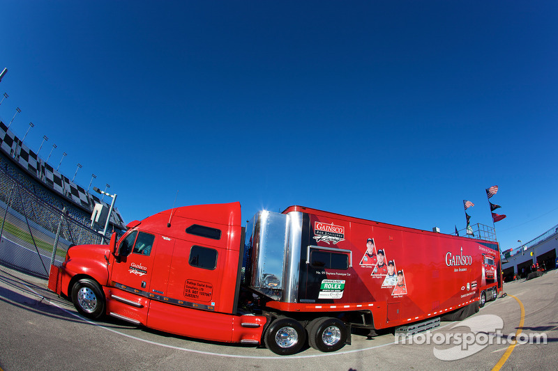 Camion d'assistanc e#99 GAINSCO/ Bob Stallings Racing