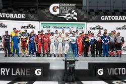 Champions group photo