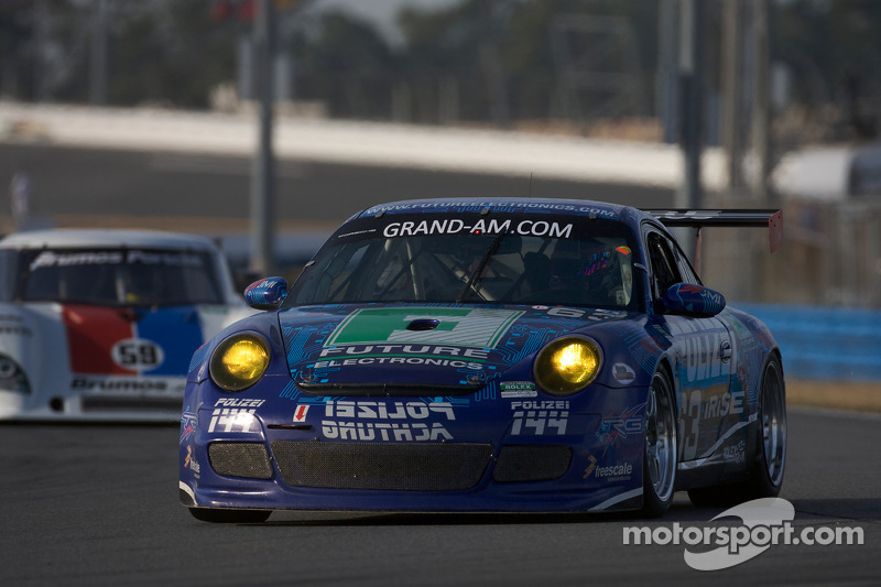 #63 TRG Porsche GT3: Zak Brown, Richard Dean, Henri Richard, Mark Thomas, Rene Villeneuve