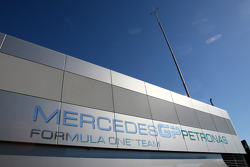Camión Mercedes GP