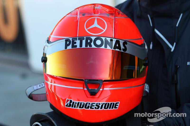 Шолом Міхаеля Шумахера, Mercedes GP