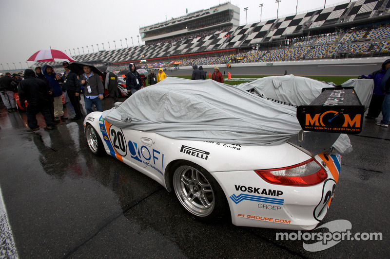 #20 Matt Connolly Motorsports Porsche GT3