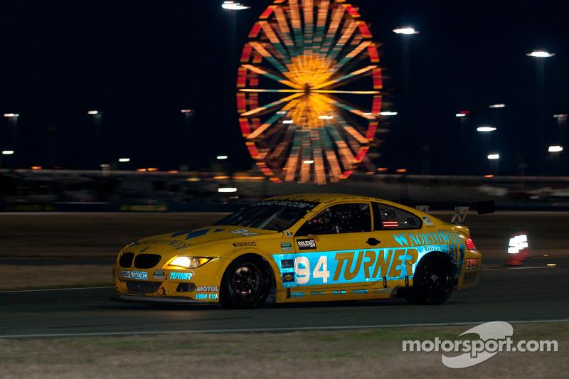 #94 Turner Motorsport BMW M6: Bill Auberlen, Paul Dalla Lana, Joey Het, Boris Said