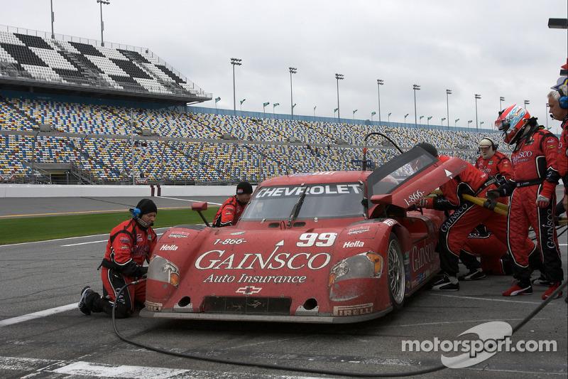 Pitstop #99 GAINSCO/ Bob Stallings Racing Chevrolet Riley: Jon Fogarty, Alex Gurney, Jimmie Johnson,