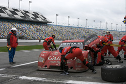 Pitstop #99 GAINSCO/ Bob Stallings Racing Chevrolet Riley: Jon Fogarty, Alex Gurney, Jimmie Johnson, Jimmy Vasser