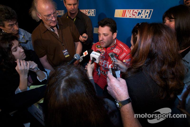 Daytona 500 2010: Pressekonferenz vor dem Rennen