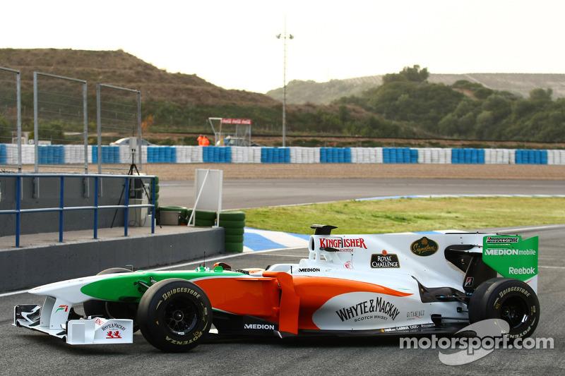 2010: Force India VJM03