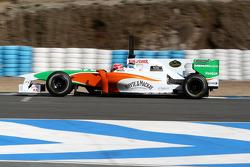Vitantonio Liuzzi, Force India F1 Team, VJM-03