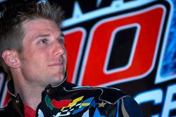 Champion's breakfast: 2010 Daytona 500 winner Jamie McMurray talks with fans