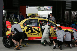 #38 Easts Holiday Parks, Mitsubishi Evo 9 GSR: David Wall, Des Wall, Trevor Symonds