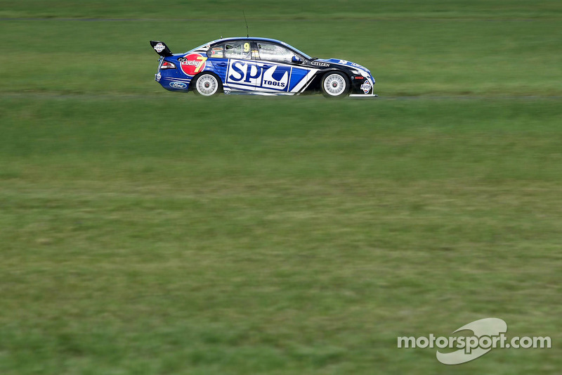 #9 SP Tools Racing: Shane van Gisbergen