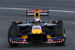 Sebastian Vettel, Red Bull Racing, RB6
